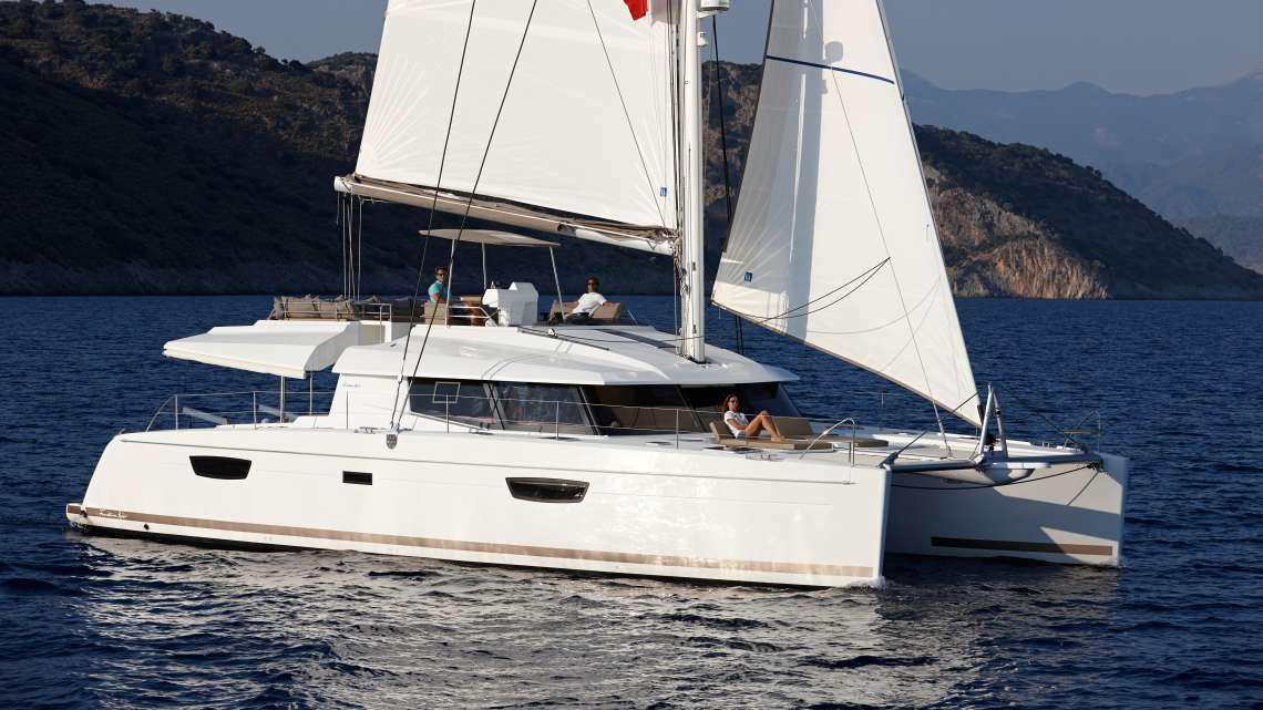 Fountaine Pajot Ipanema 58 Exterior